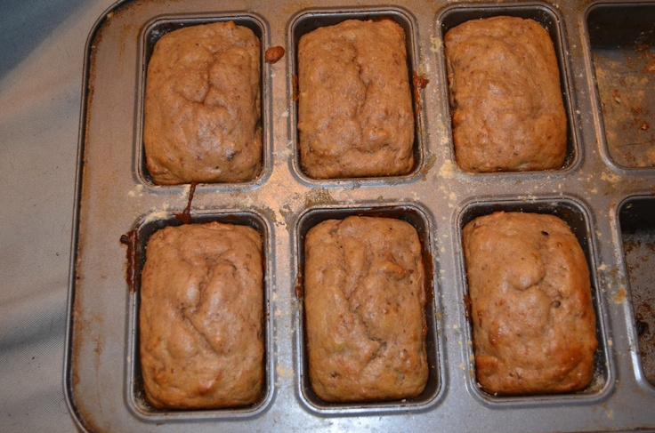 Bariatric Foodie: Nik's OTHER Protein Banana Bread Recipe