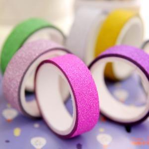 10 Glitrering Masking Tape – ArtTik