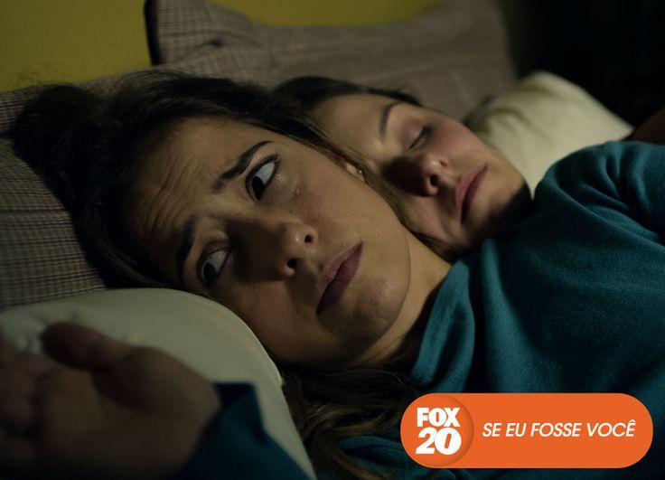 Um homem no corpo de uma mulher pode dormir ao lado da melhor amiga? Se Eu Fosse Você - Quartas, 22H30  #EuCurtoFOX Confira conteúdo exclusivo no www.foxplay.com