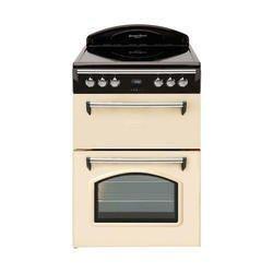 Leisure GRB6CVC Heritage Double Oven 60cm Electric Cooker Cream   Appliances…