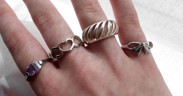 Как правильно носить кольца. Привлеки в свою жизнь удачу и изобилие! | Мир женщины
