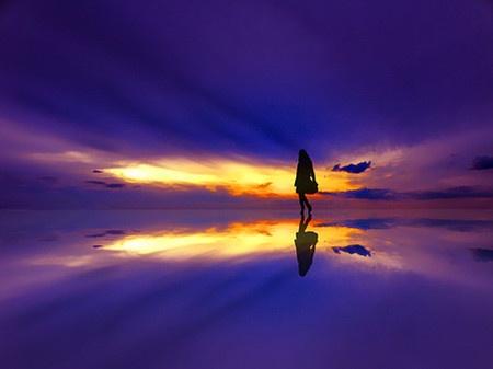 ボリビア : ウユニ塩湖 | Sumally (サマリー)