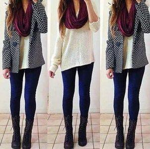 Ahoj, nějaké jednoduché oblečení do školy? Podzimní prosím:) | ask ...