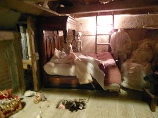 the Highwayman, bedroom
