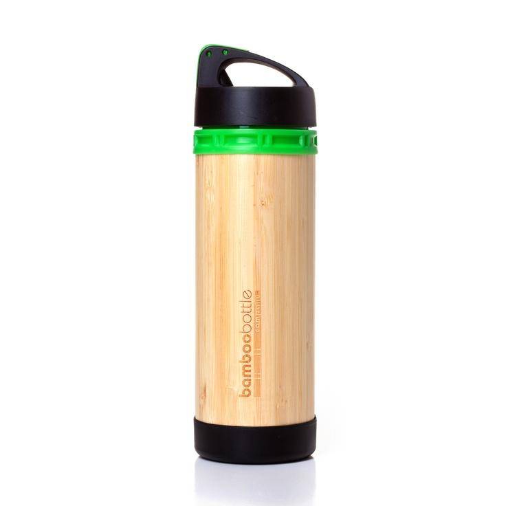 Bamboo Water Bottle $12: Water Bottle, Idea, Bamboo Water, Bamboo Classic