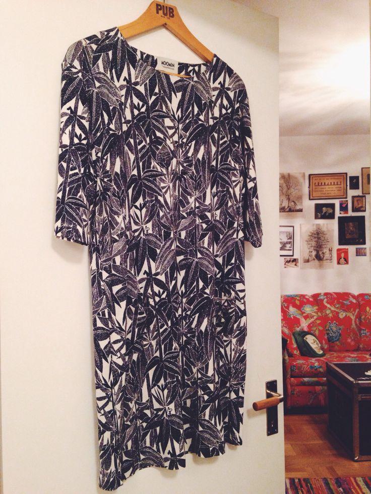 Ivana Helsinki Tove Jansson Moomin dress