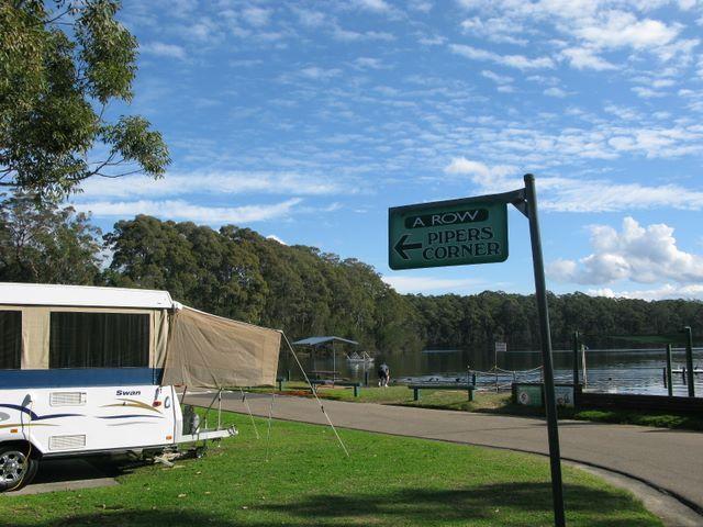 14 best caravan and camping at burrill lake images on. Black Bedroom Furniture Sets. Home Design Ideas