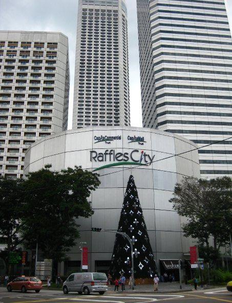 Raffles Singapore