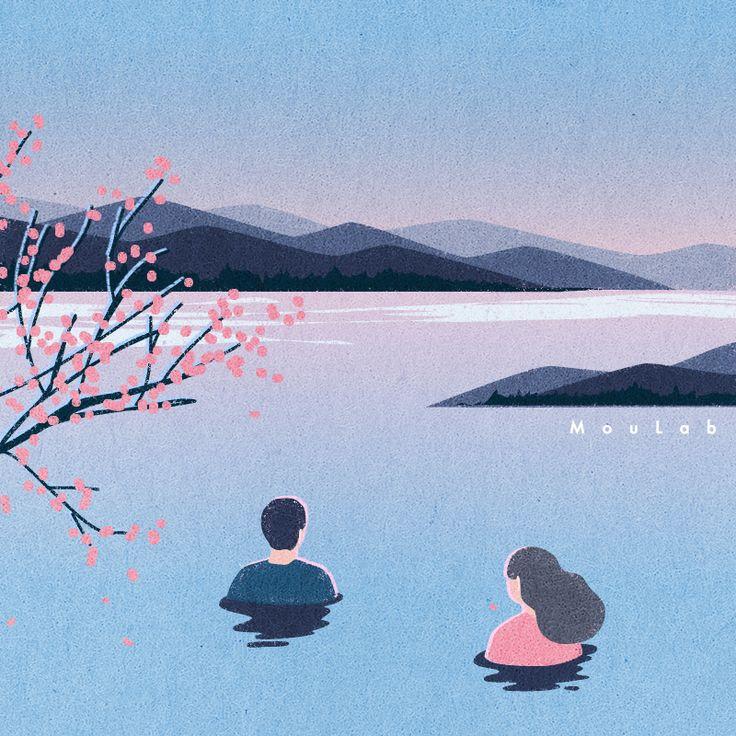 https://www.behance.net/gallery/47640569/In-the-lake