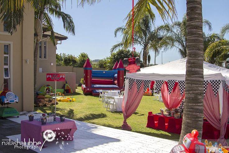 Ferrari Boys Birthday Party