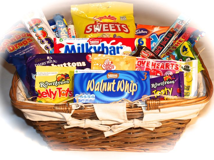 25 unique sweet hampers ideas on pinterest college gift boxes retro sweet hamper negle Choice Image