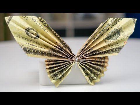 169 best origami money origami images on pinterest money rose money origami flower folding instructions youtube mightylinksfo Image collections