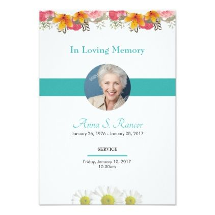 Более 25 лучших идей на тему «Funeral invitation» на Pinterest - invitation for funeral ceremony