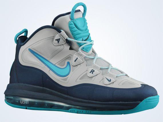 Nike Air Max Uptempo Fuse 360 - Pure Platinum - Sport Turquoise - Squadron  Blue - Neo Turquoise - SneakerNews.com  ae15496c9