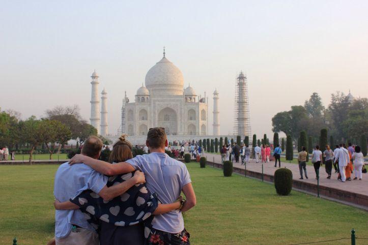 Breathtaking Taj Mahal