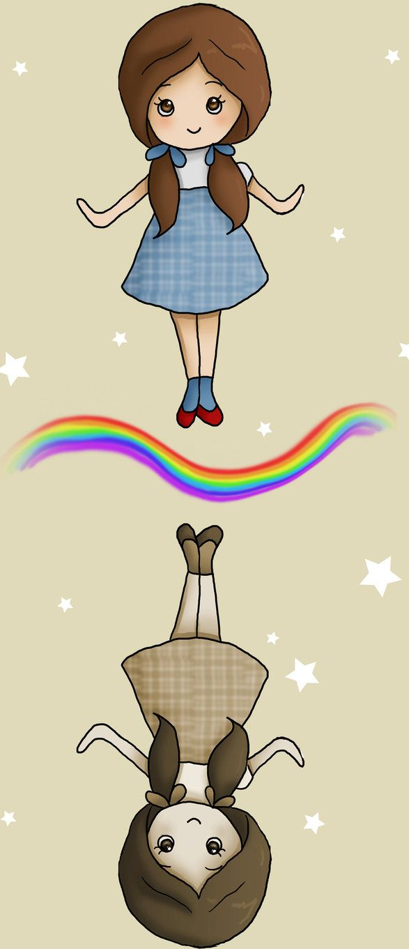 Over The Rainbow By Mickey Spectrum On Deviantart Wizard Of Oz Characters The Wonderful Wizard Of Oz Over The Rainbow