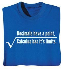Calculus Puns   Kappit
