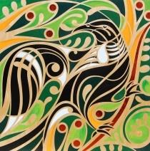 Shane Hansen | Artist & Graphic Designer – Art, Bio & Exhibition Info