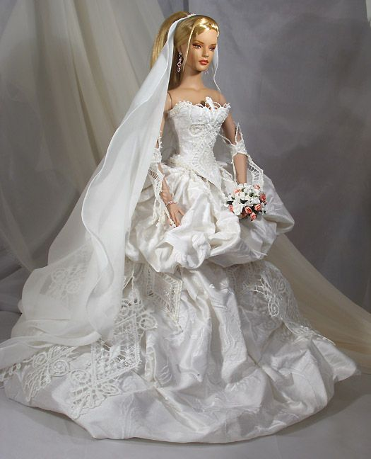 17 Best Images About Barbie Veils On Pinterest