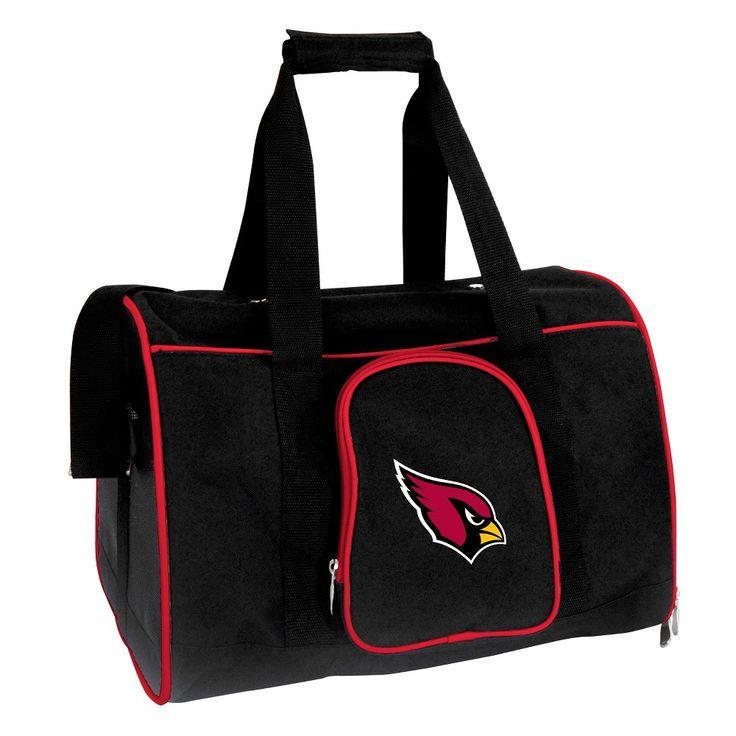 NFL Arizona Cardinals 16 Pet Carrier