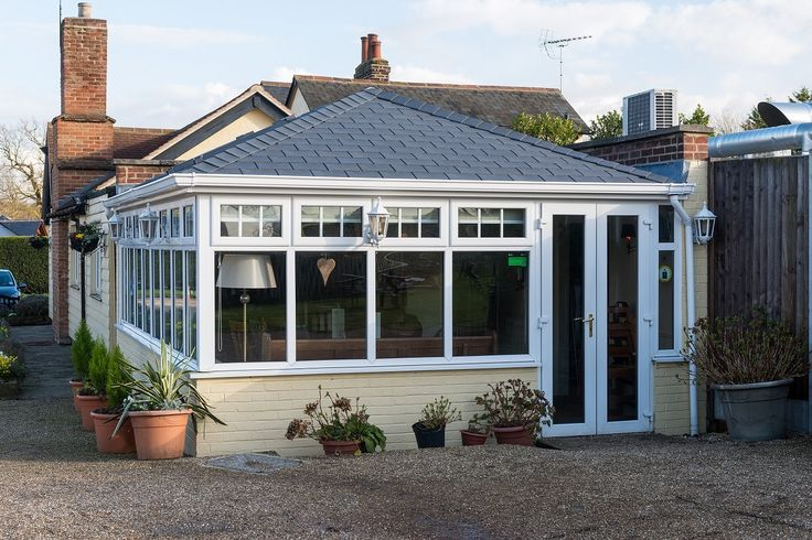 #3 The ability to turn an underused space into a cosy extension, as well as the easy fitting onto existing conservatories of the #Equinox Tiled Roof have made it a favourite among homeowners this year. http://www.eurocell.co.uk/homeowners/504/equinox-1 #Eurocell