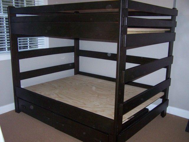 17 Best Images About Bunk Bed Ideas On Pinterest Loft