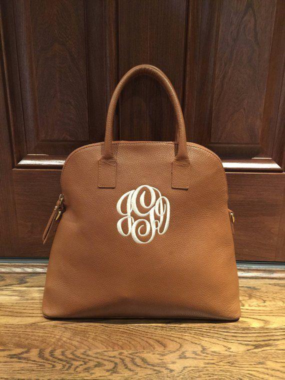 CLOSEOUT - Leather Katelyn Handbag - Purse