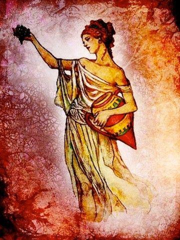 Roman Goddess of Chastity - Bona Dea - Goddess EveryDay