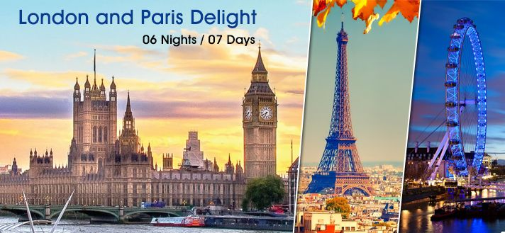 Budget Europe Tour Packages From London