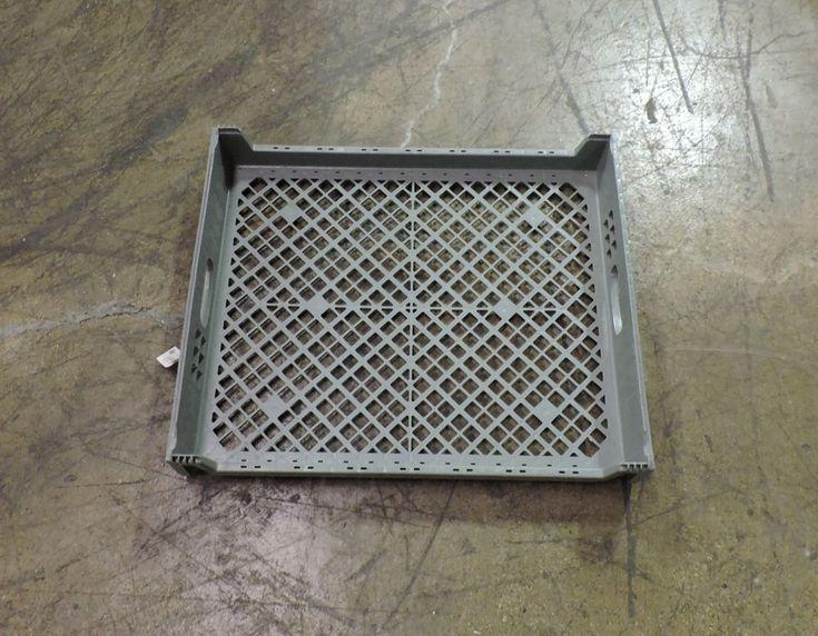 "Commercial Dishwasher Rack 26""x20"""