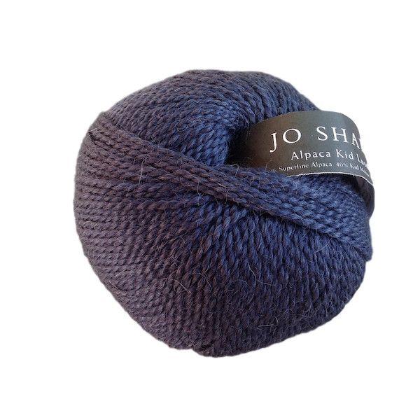 Alpaca Kid Lustre, super-soft Alpaca, Merino and Kid Mohair knitting yarn, Verona, 50g - I Wool Knit - 1