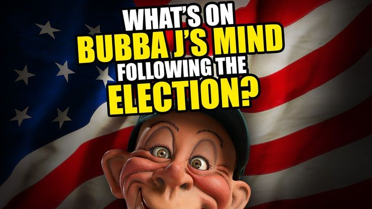 What's on Bubba J's Mind Following the Election? | JEFF DUNHAM