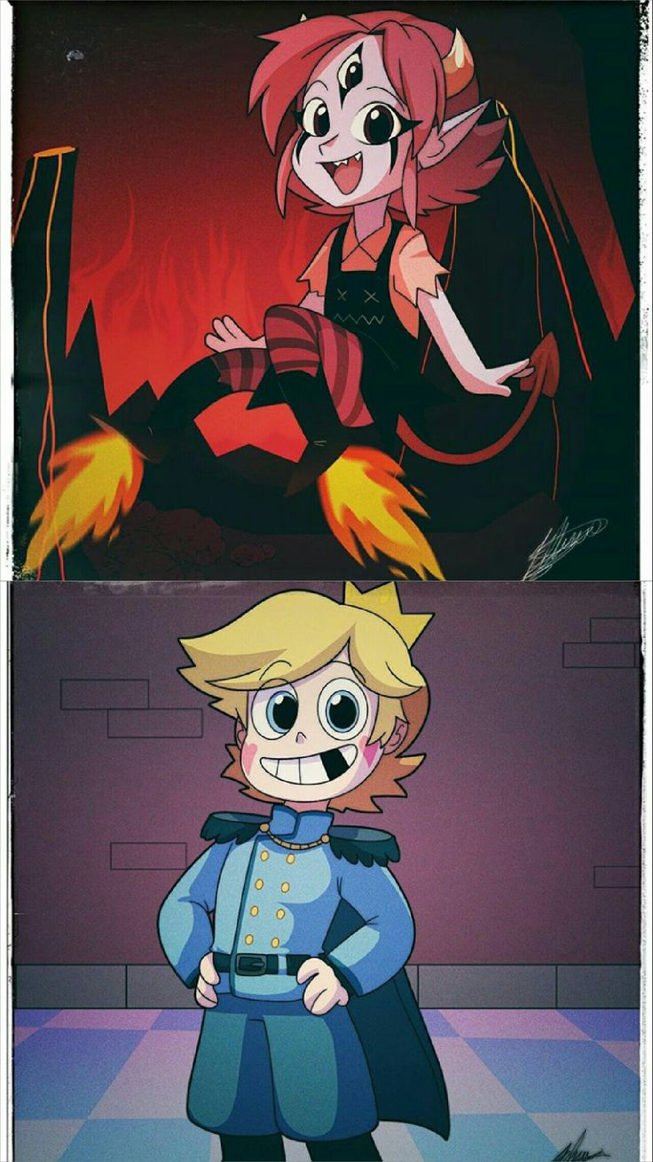 No es tierno aww Star vs las fuerzas del mal, Dibujos