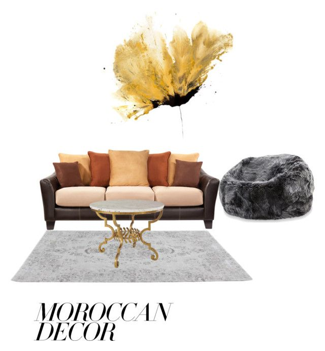 """Untitled #29"" by gmusc6 on Polyvore featuring interior, interiors, interior design, home, home decor, interior decorating and moroccandecor"