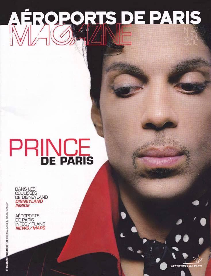 Prince 2010 photoshoot w/Platon Antoniou