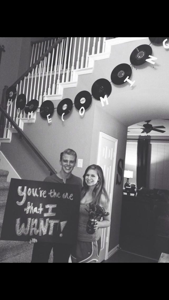 Cute homecoming proposal                                                                                                                                                                                 More