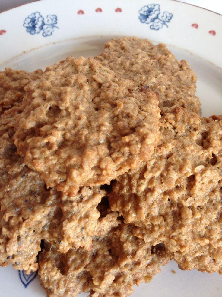 Gezonde koekjes zonder suiker