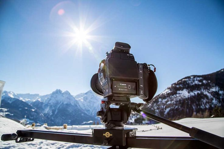 Location scouting for 'Get Your Stars Right' documentary for EpicTV in Aosta Valley, Italy.