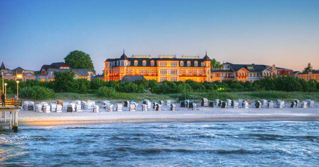 219€   -41%   #Usedom luxuriös – #Genießerauszeit an der #Ostsee inkl. #Wellness