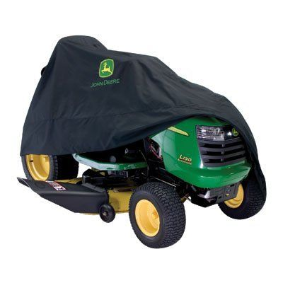 """Product review for John Deere Lawn Tractor Deluxe Medium Cover L100, L110, L120 #LP93617. John Deere Lawn Tractor Deluxe Medium Cover L100, L110, L120 #LP93617. Heavy duty protection for riding mowers.       Famous Words of Inspiration...""""Love takes off masks that we fear we cannot live without and know we cannot live within.""""   James A...."""