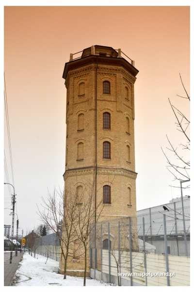 Wieza cisnien przy ulicy Augustowskiej - Bialystok pictures
