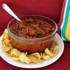 @Meagan Miller  Easy Chili Recipe  Soooo good, the vinegar adds the kick it needs.