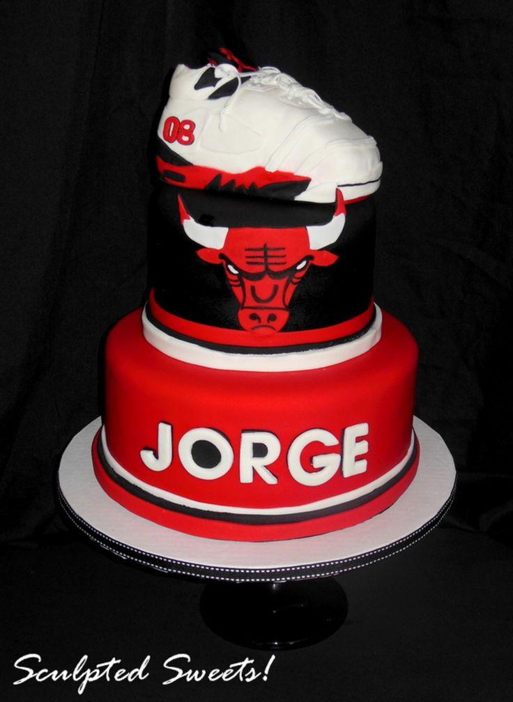Michael Jordan Cake Images The Best Cake Of 2018