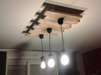 luminaire suspendu bois recherche google luminaire pinterest lights. Black Bedroom Furniture Sets. Home Design Ideas