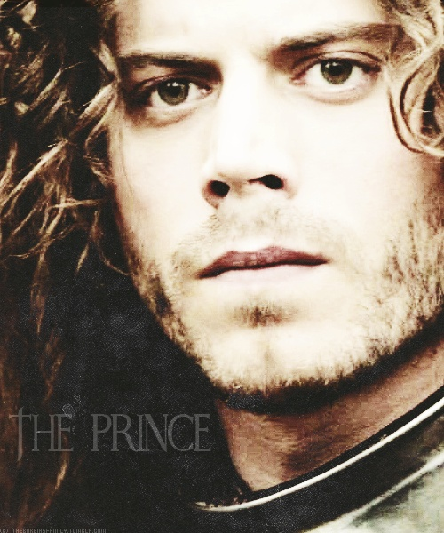 """You know an actor is doing a good job when he plays one of the most notorious criminals in history and you really like him. Francois Arnaud playing Cesare Borgia in """"The Borgias"""""""