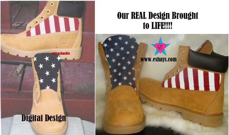 #american #flag #painted #usa #patriot  #cheetah #fur #leopard #personalizedboots #timberland #timberlands #fashion #art #digitalart #fashionart #custom #spiketimberlands #spike #gold #redspikes #silverspikes #blackspikes #whitespikes #goldspikes #studded #spikeboots #boots #studdedboots #shoes #americanflag #customize #custom #USA