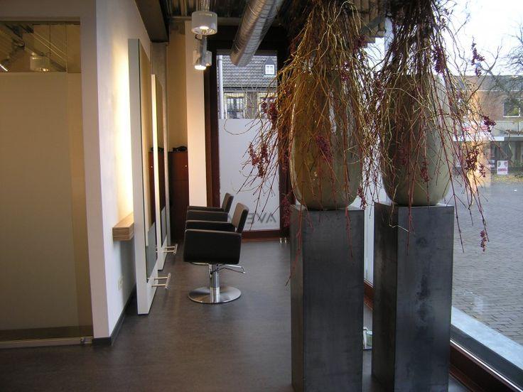 Do's Interiors | Project - Kapsalon Tourmaline www.do-s.nl