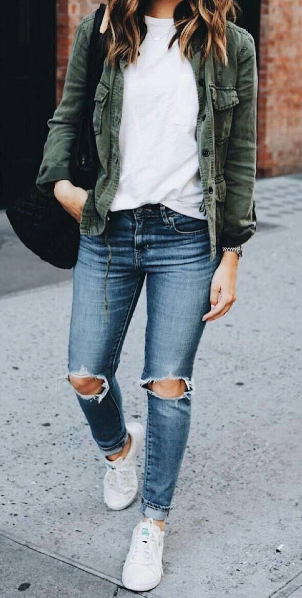 7d625ceb1e Simple weekend wear
