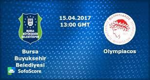 15/04/2017. CEV Challenge Cup Women 2016-17. 2nd final.Cengiz Gollu Sports Hall - Bursa. Bursa Buyuksehir - Olympiakos 3-0.