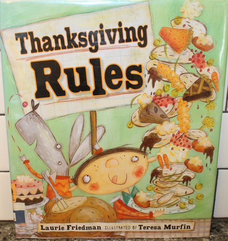 """Tami Reads """"Thanksgiving Rules"""" By: Laurie Friedman Video"""